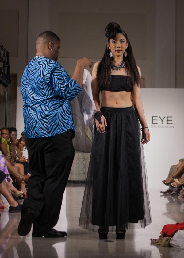 Fashion Stylist Stephon Kelly