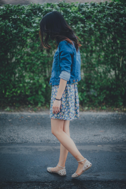 This Jenn Girl - Denim Jacket 4