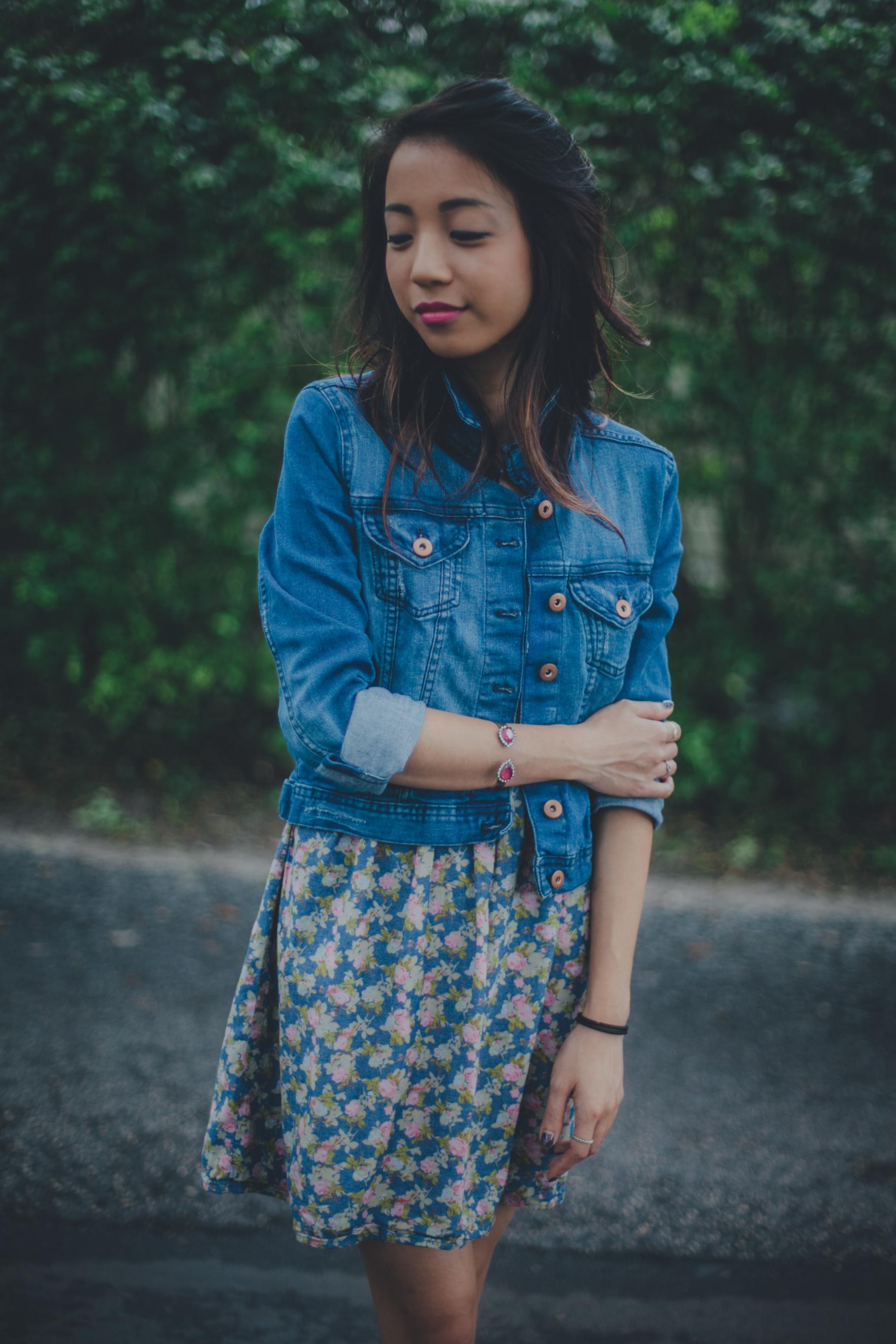 This Jenn Girl - Denim Jacket 5