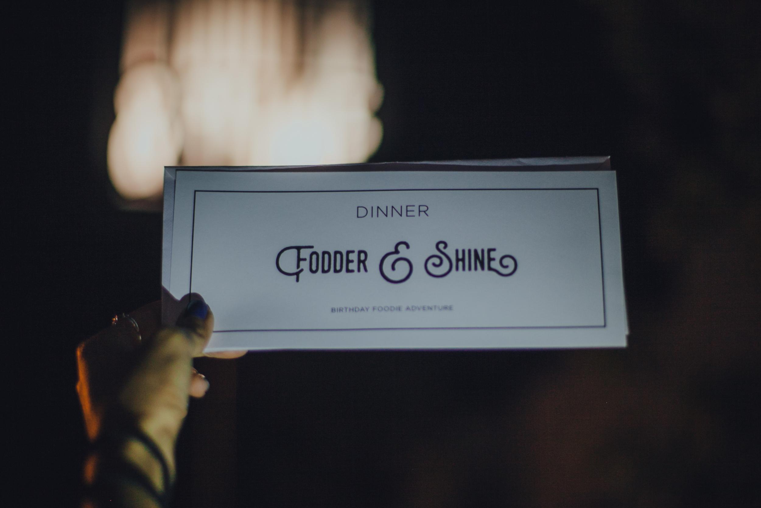 This Jenn Girl - Fodder & Shine 1
