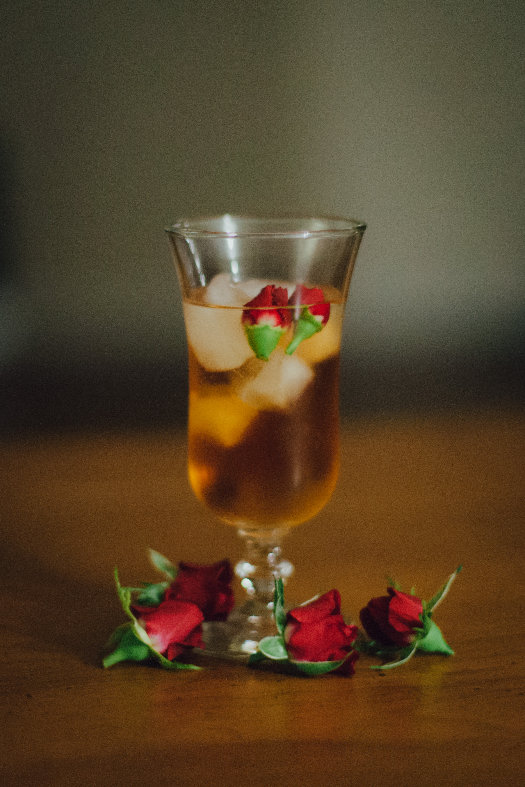 This Jenn Girl - Rosy Old Fashioned with Four Roses Bourbon