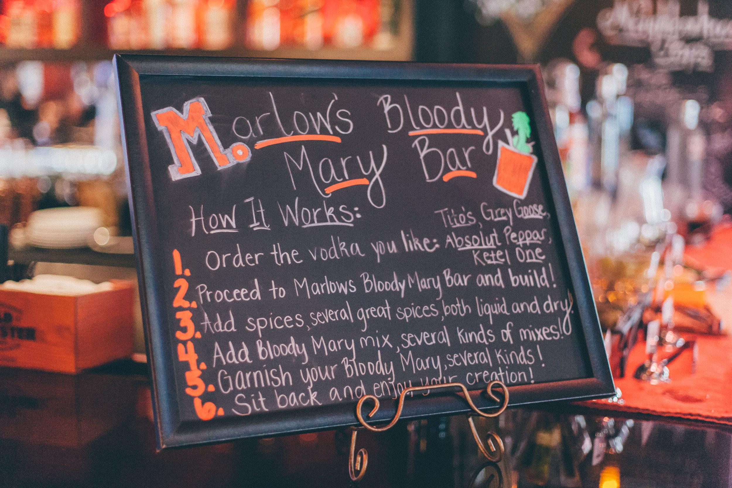 This Jenn Girl - Marlow's Tavern Carrollwood 1