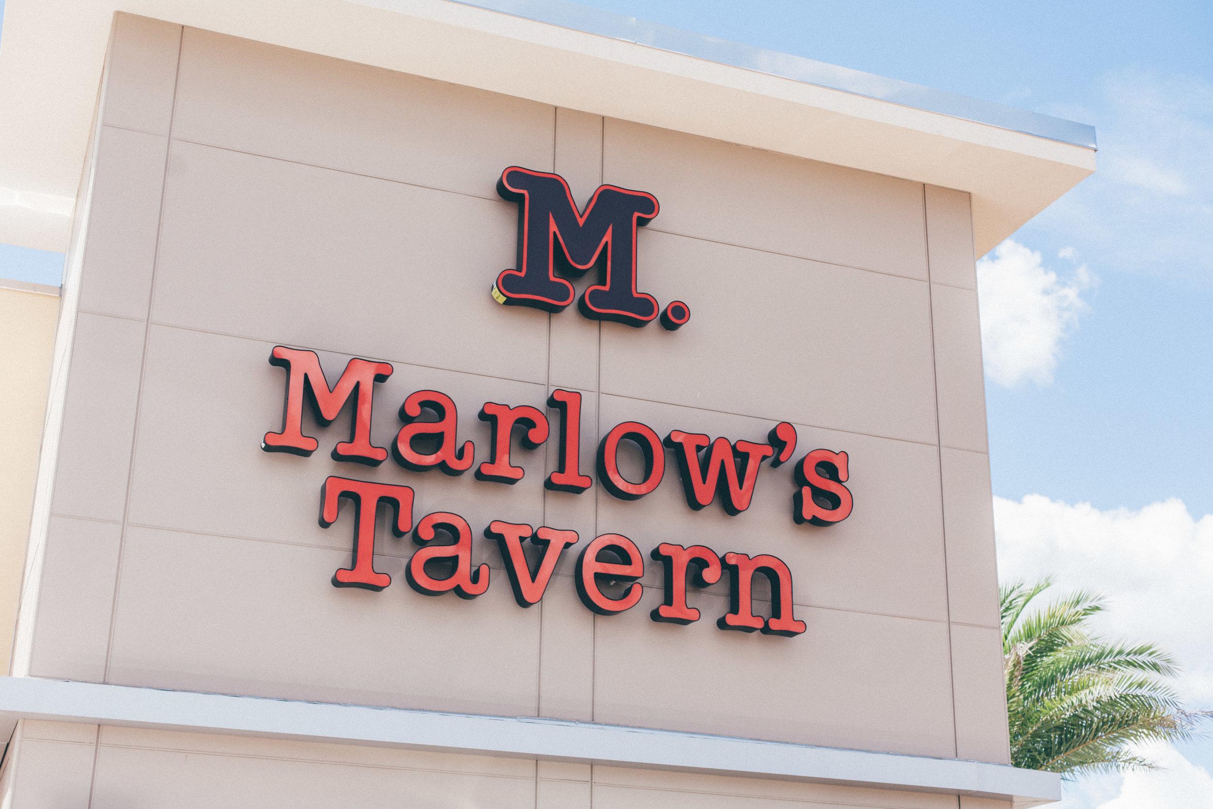 This Jenn Girl - Marlow's Tavern Carrollwood 10