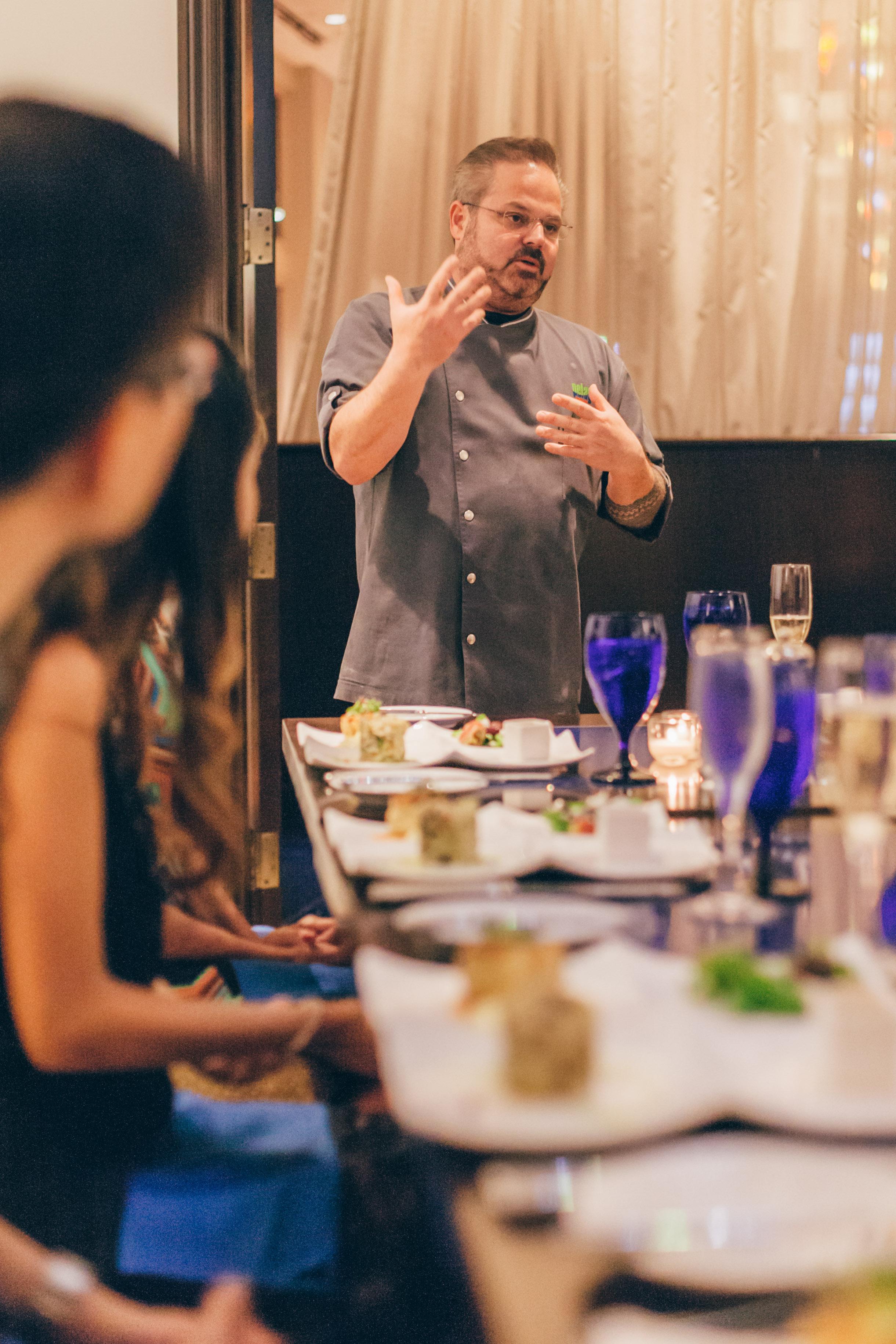 Brett Gardiner, Executive Chef