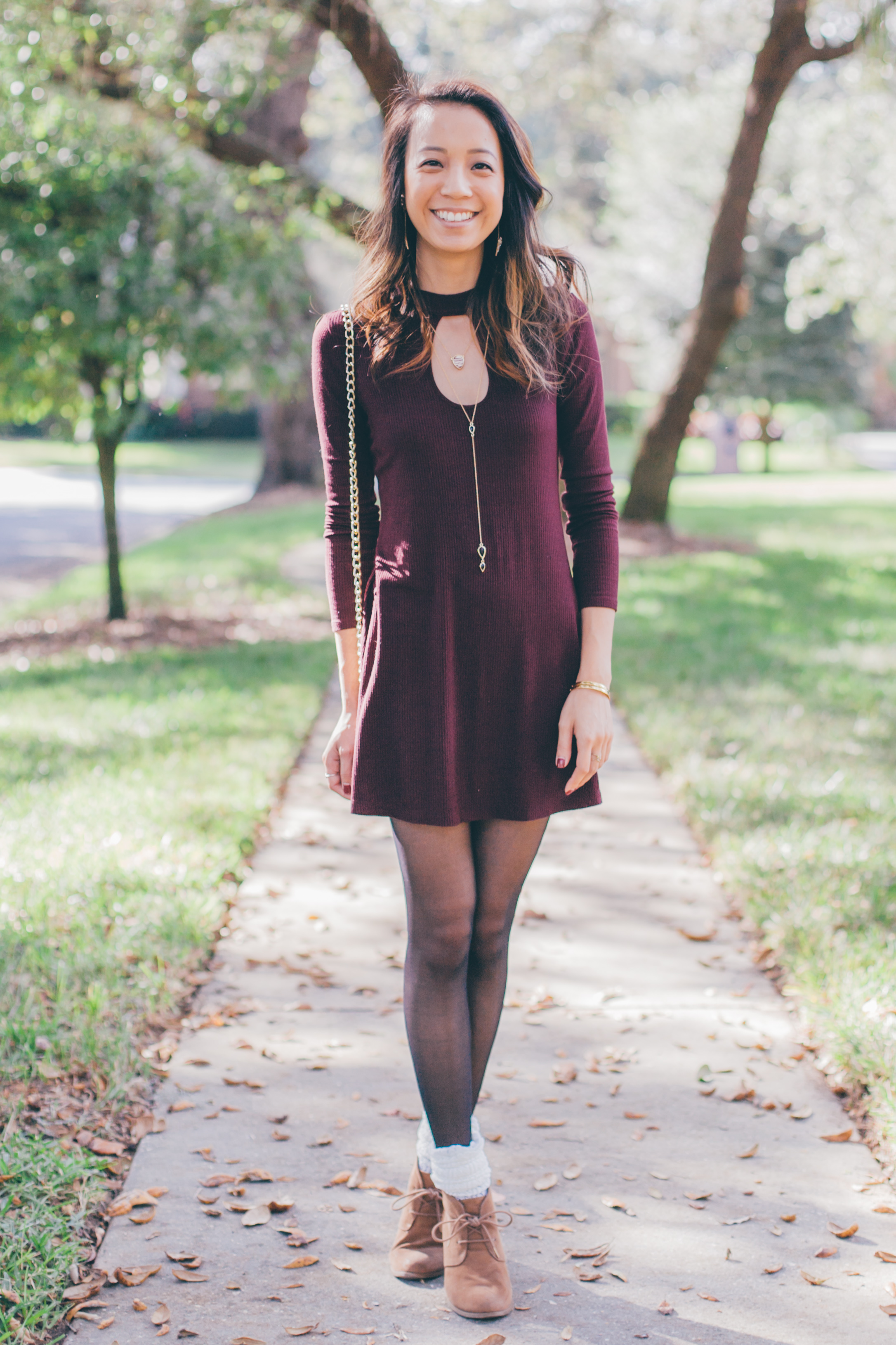This Jenn Girl - Keyhole Dress 1