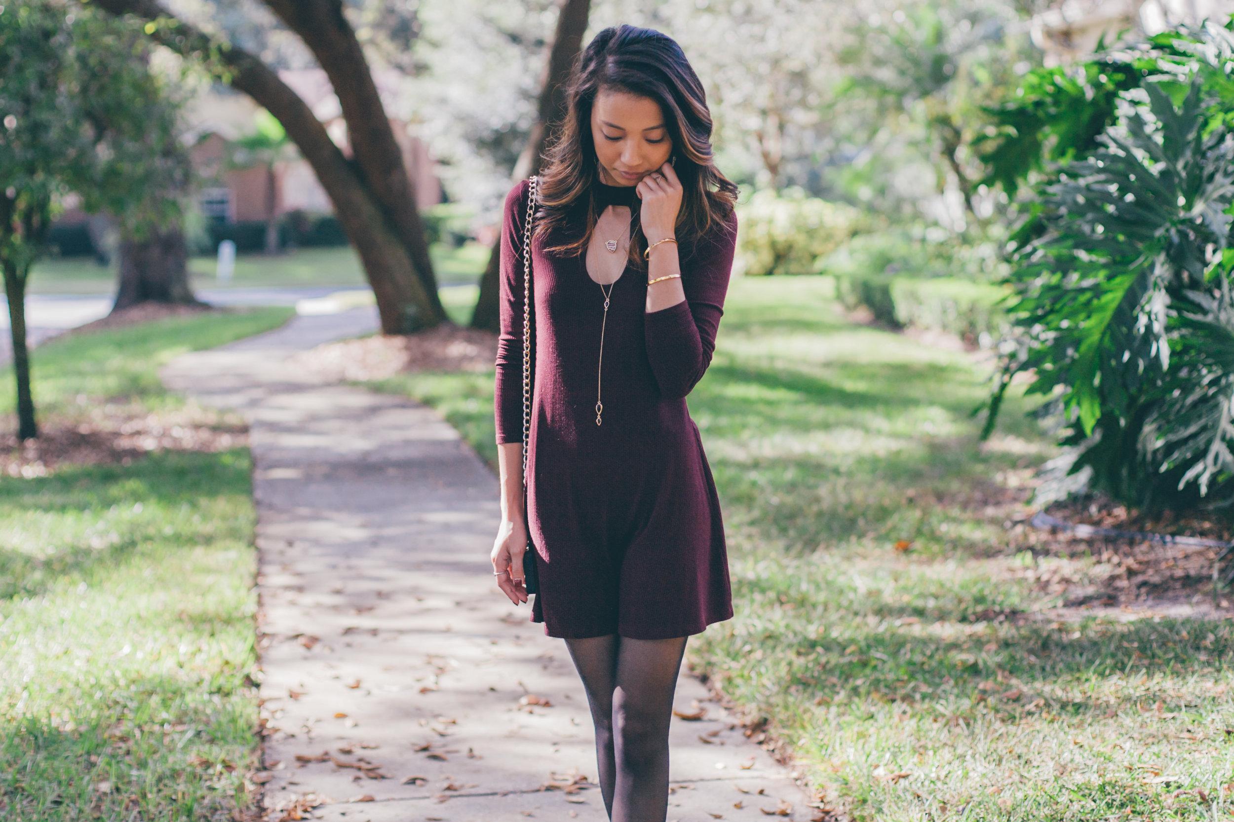 This Jenn Girl - Keyhole Dress 2