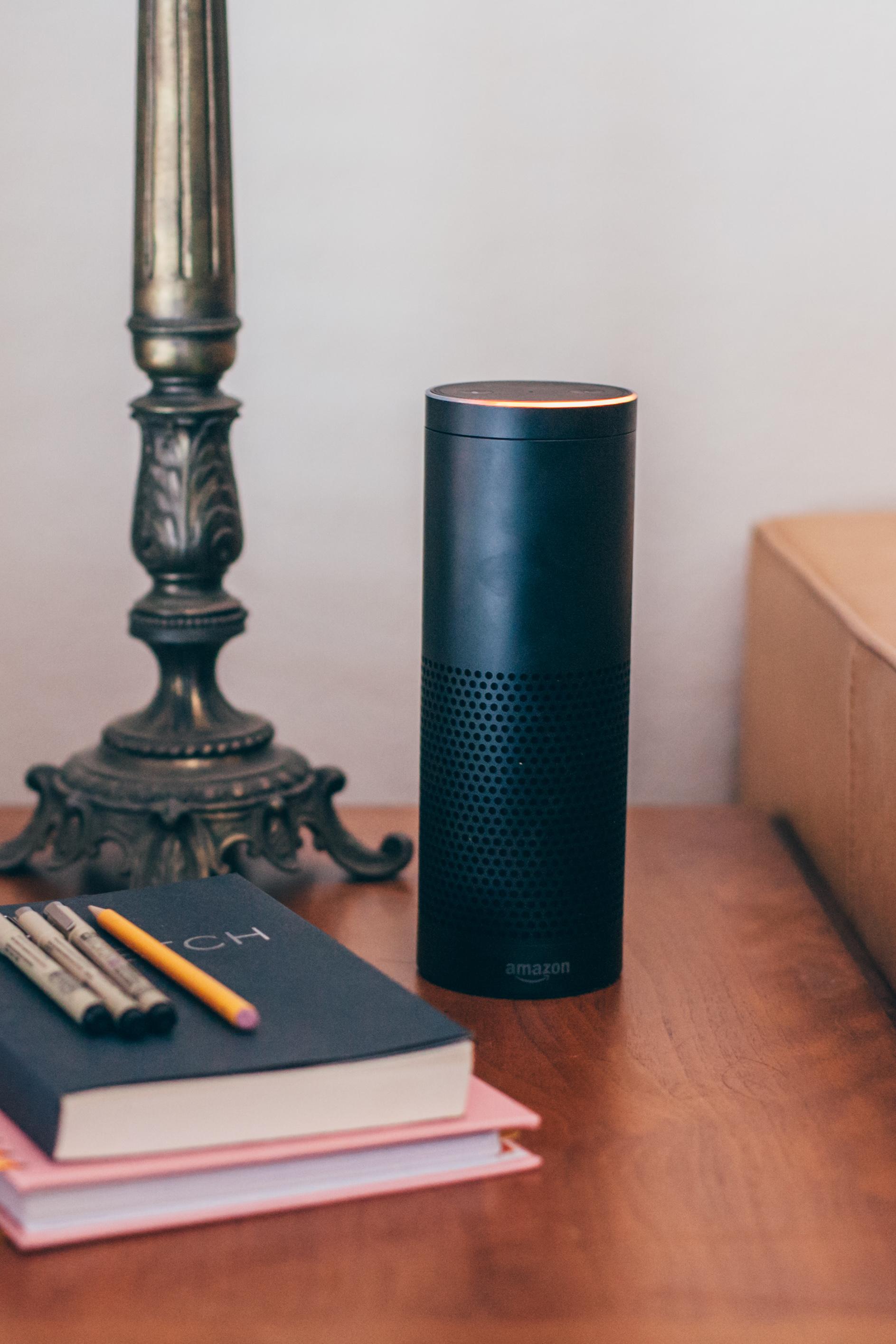 This Jenn Girl - Amazon Echo