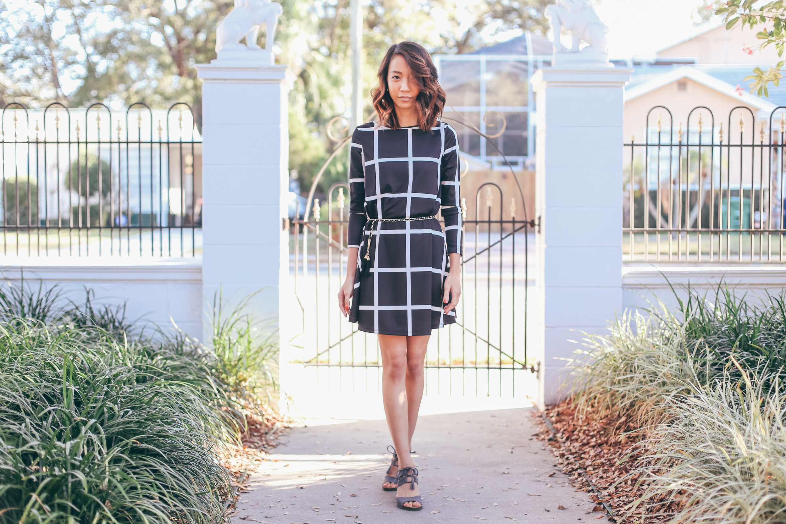 This Jenn Girl - Shein Swing Dress 1