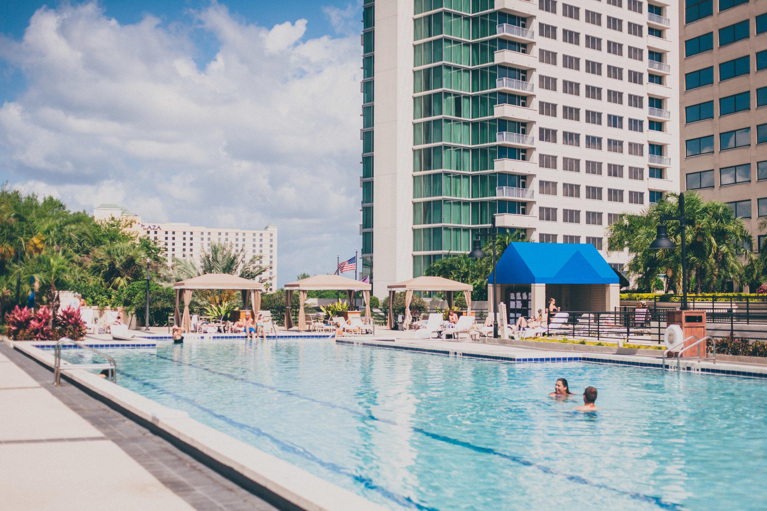 This Jenn Girl - Hyatt Regency Orlando 8