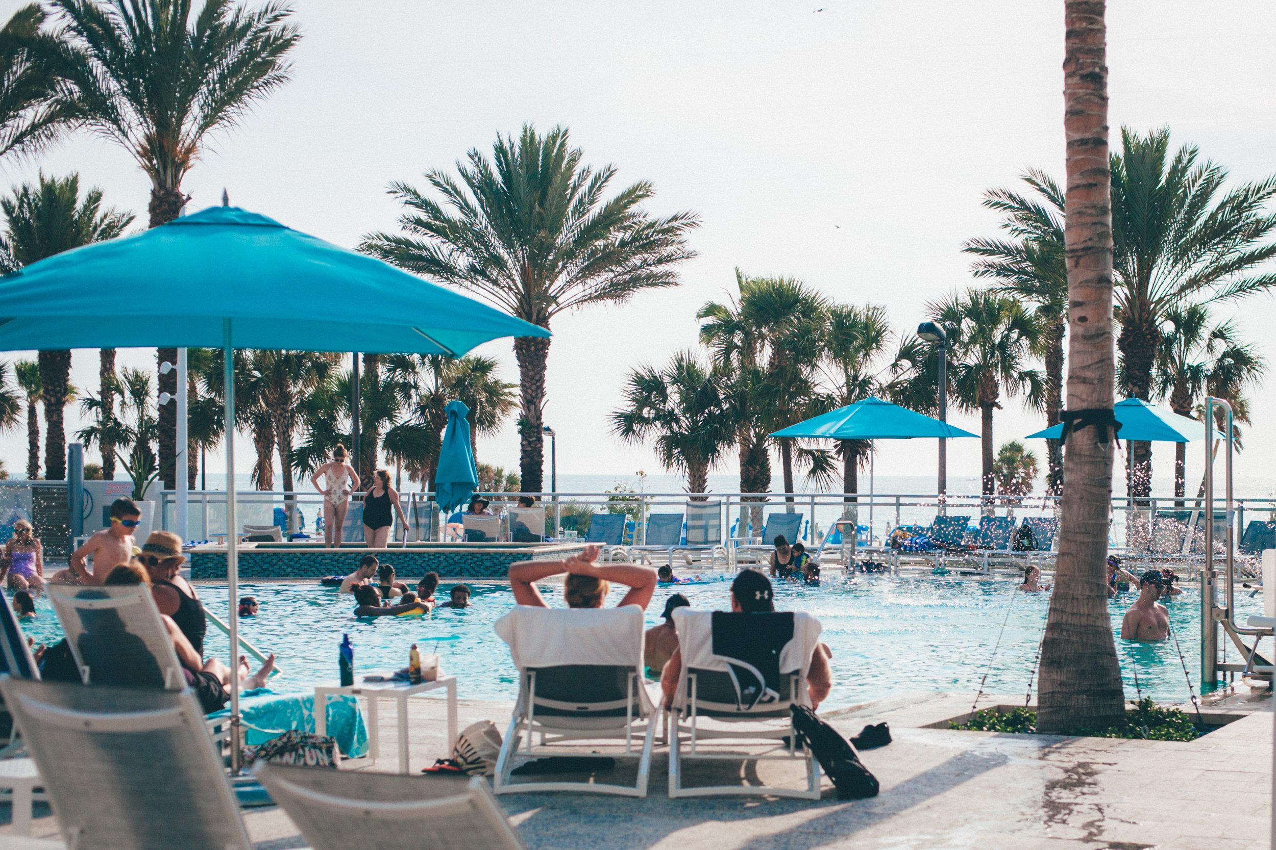 This Jenn Girl - Ocean Hai Wyndham Grand Clearwater Beach 1