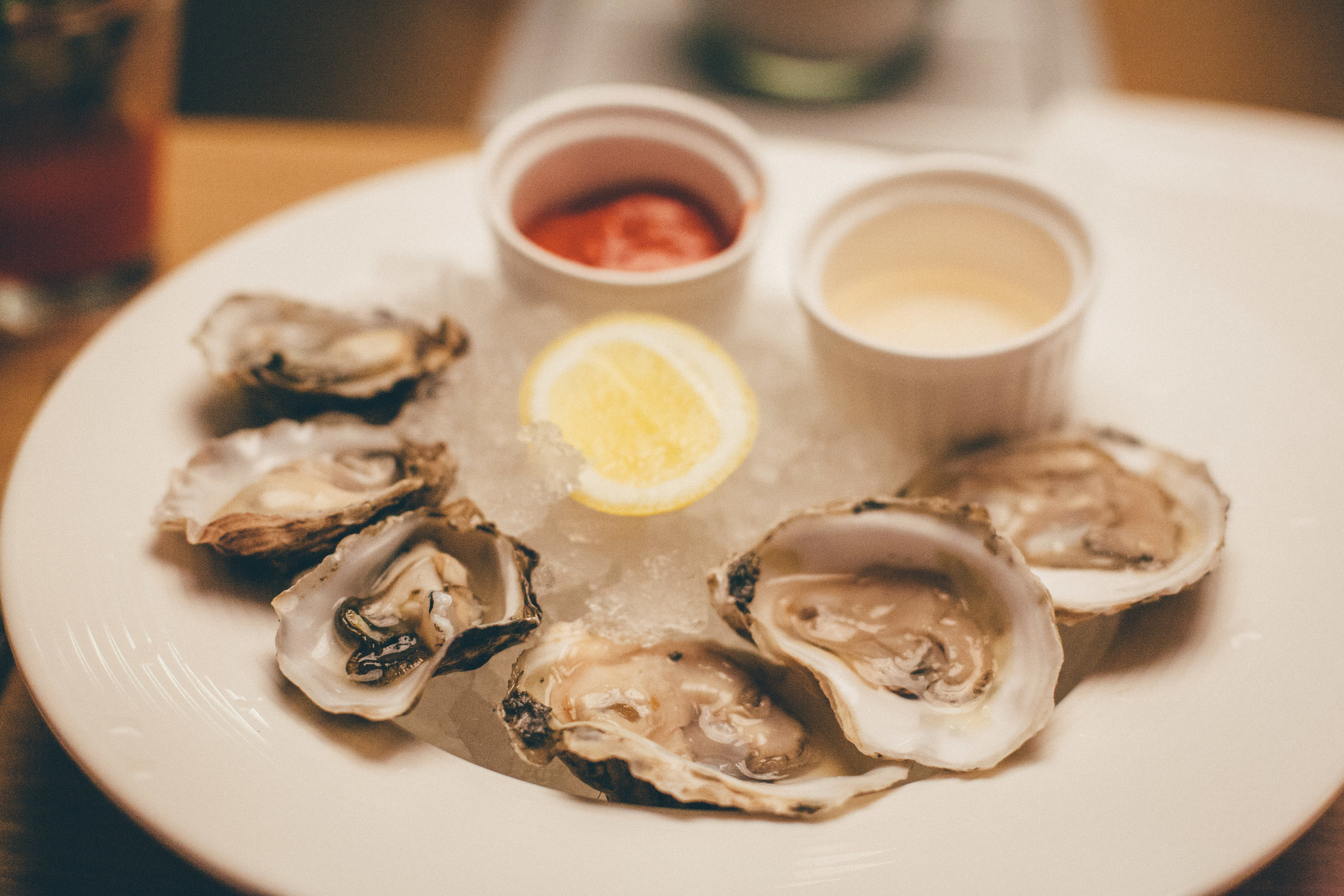Moondancers Oysters from Cape Cod | Compass Point Oysters from Washington