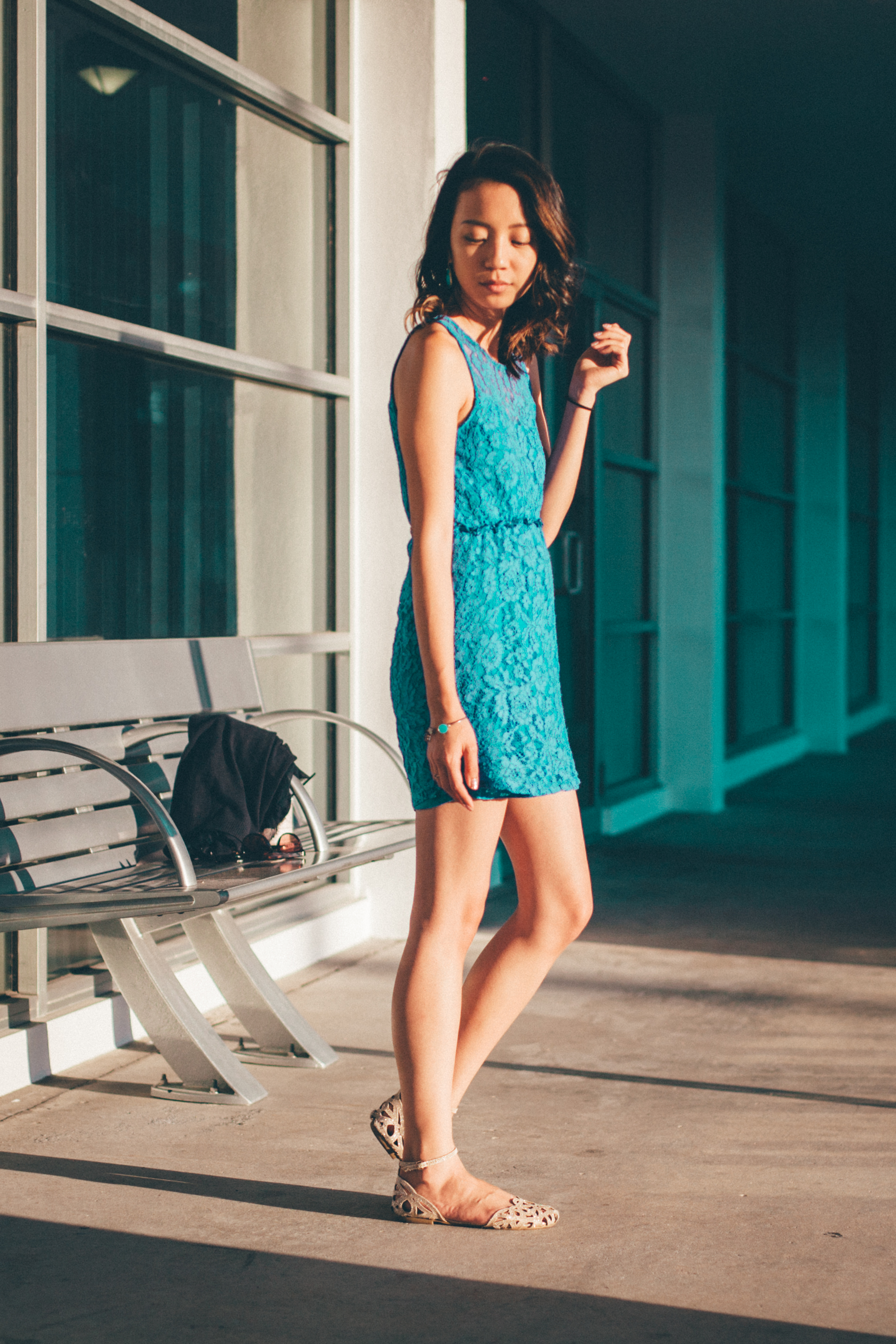 This Jenn Girl - Turquoise Takeover LUNG FORCE 5
