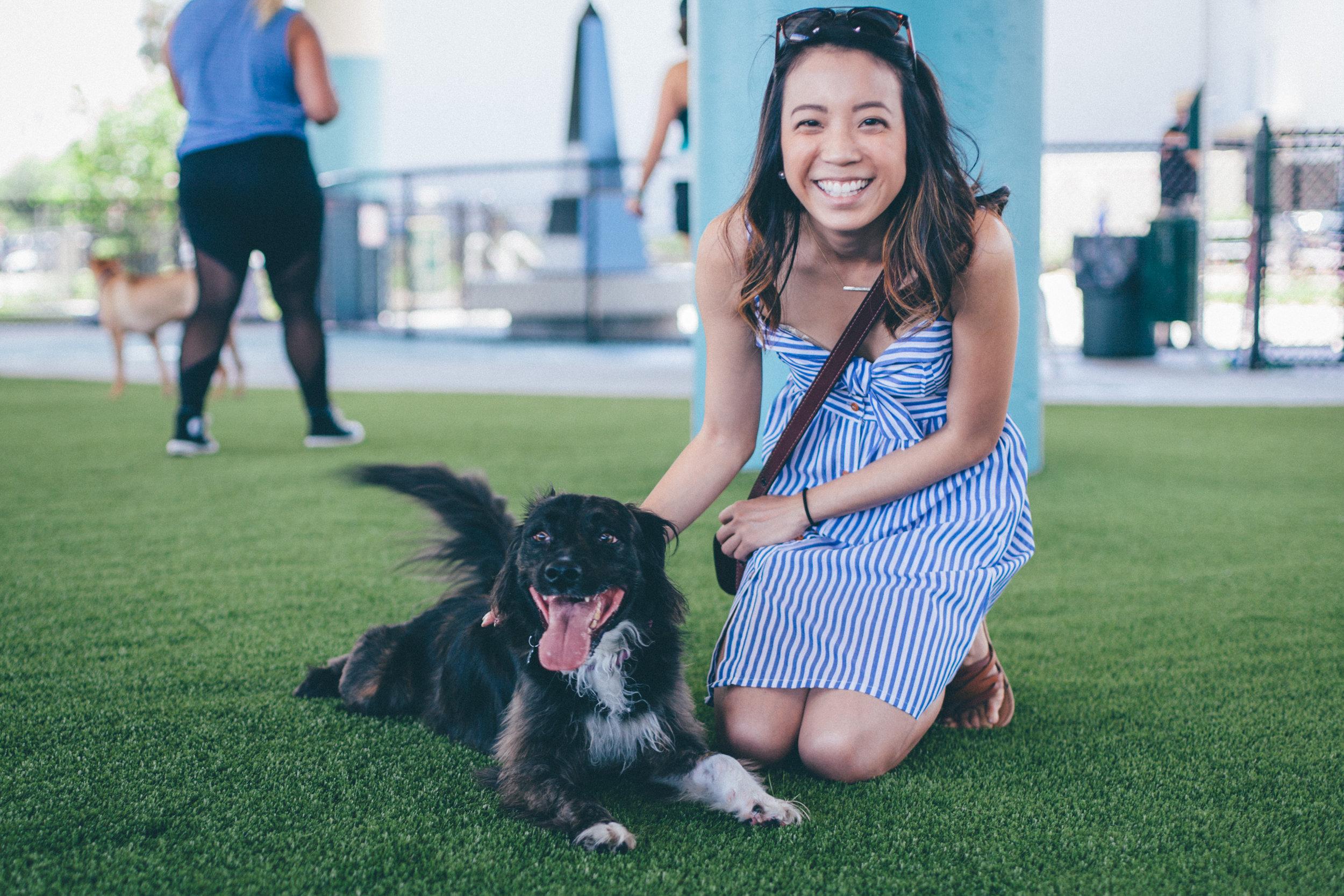 This Jenn Girl - Deputy Kotfila Memorial Dog Park 8