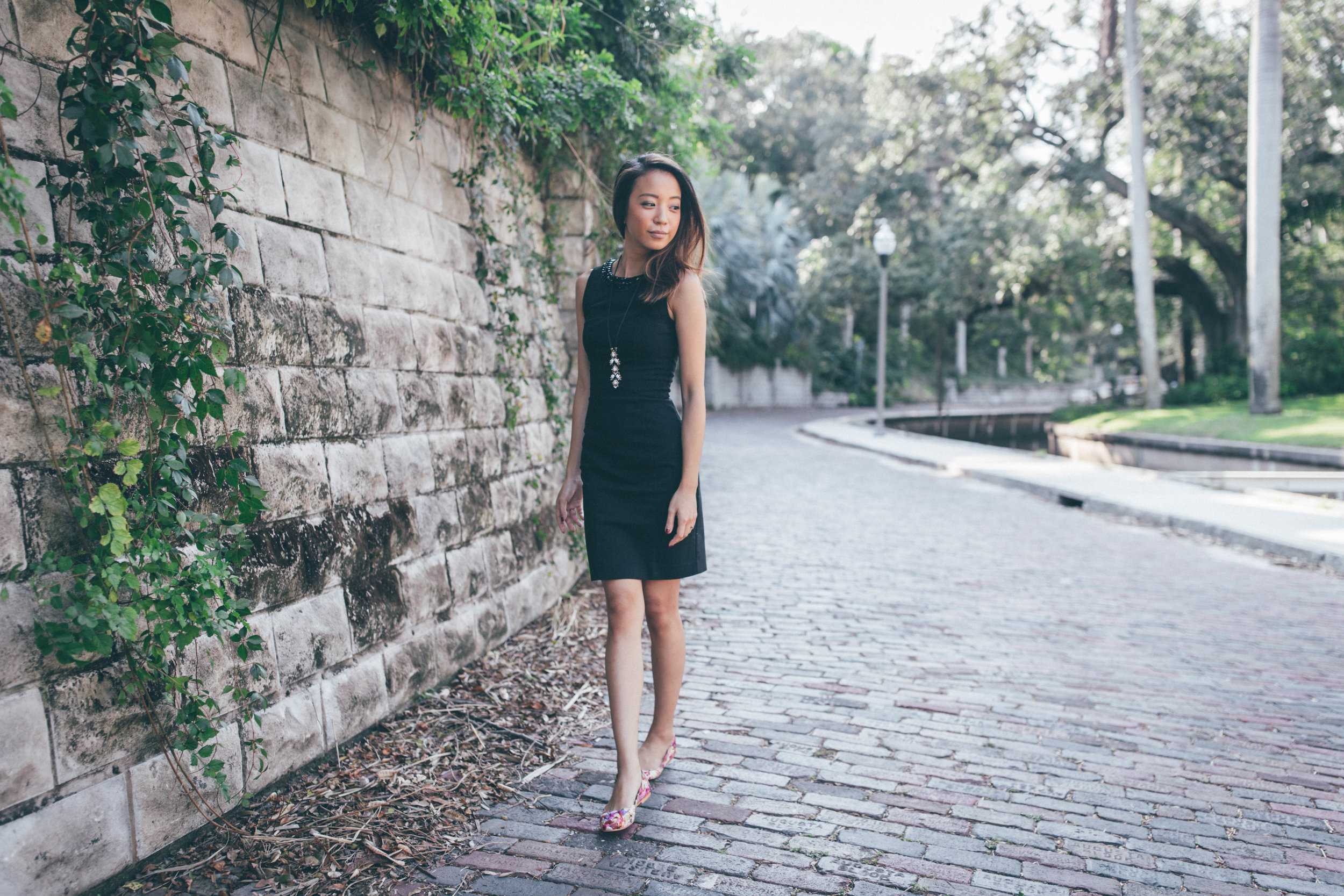 This Jenn Girl - Tampa Blogger - Junior League of St. Pete - Little Black Dress Initiative 1