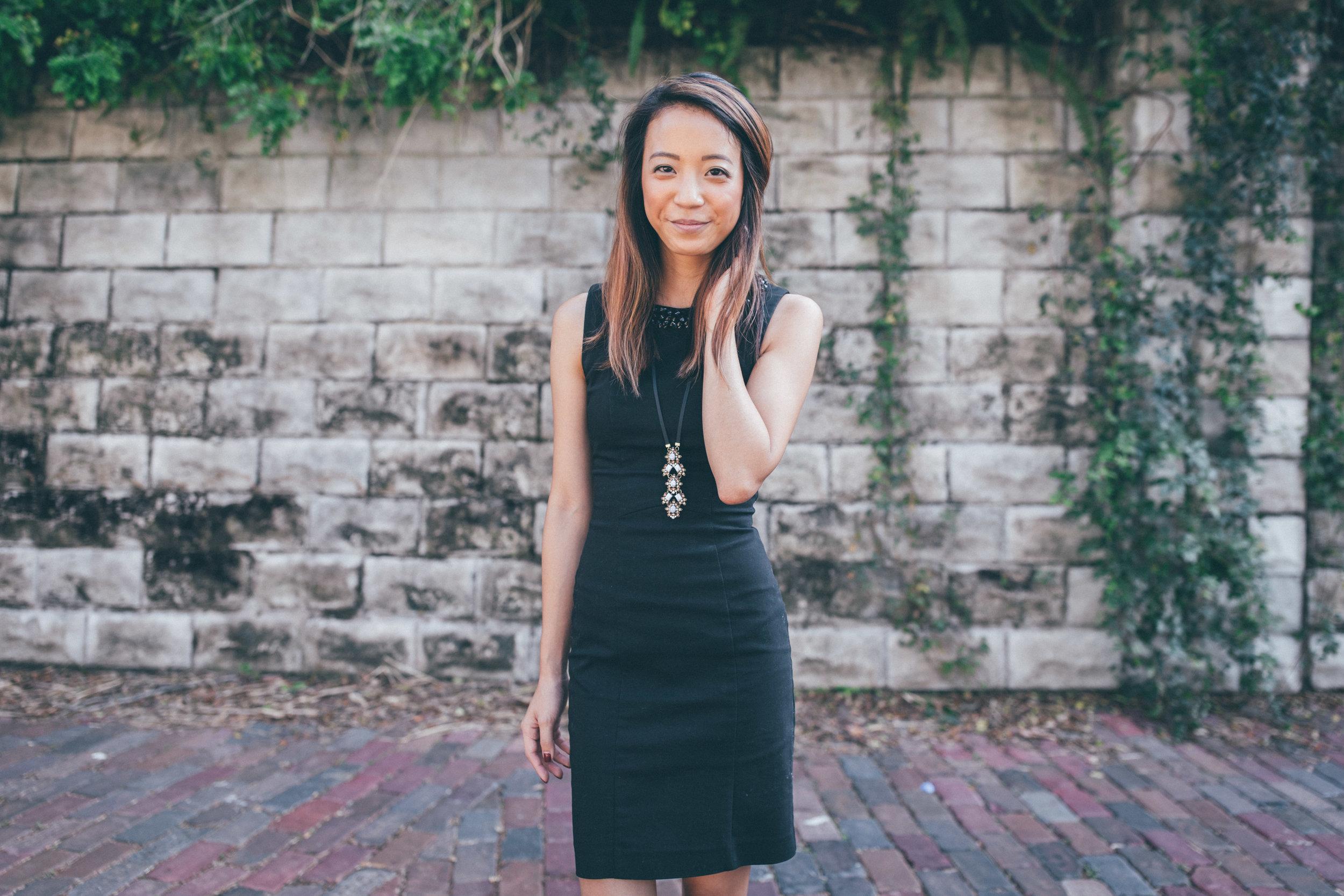 This Jenn Girl - Tampa Blogger - Junior League of St. Pete - Little Black Dress Initiative 2