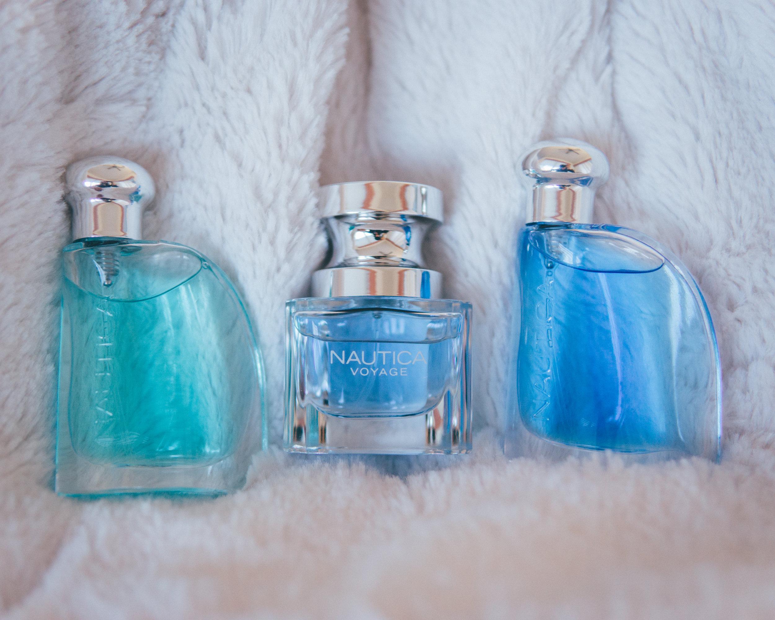 Nautica - Men's Cologne Gift SetHelp him decide on his 2018 fragrance with Nautica Blue, Nautica Voyage & Nautica Classic.