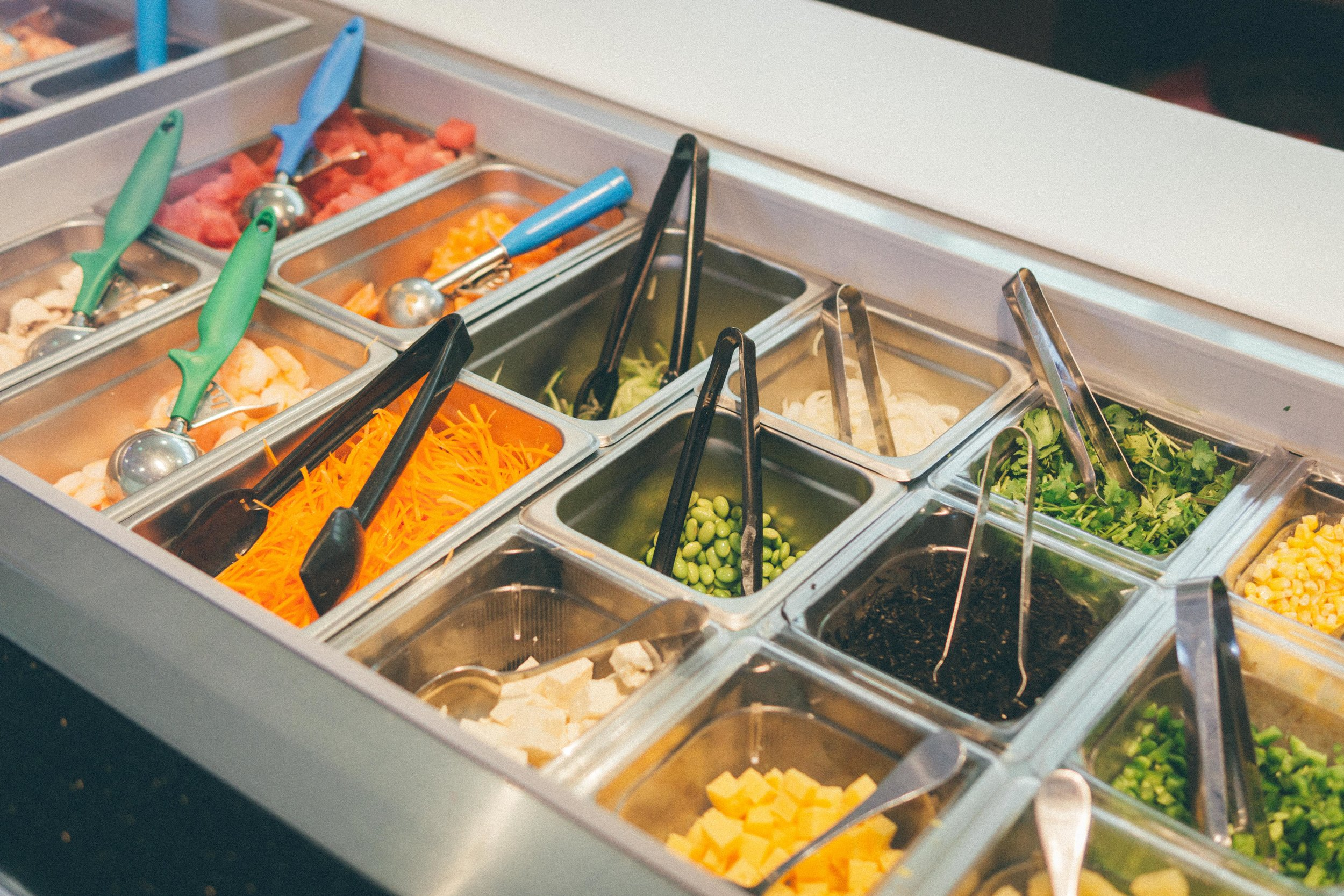 Mix-Ins: Cucumber, Jalapeno, Sweet Onions, Sweet Corn, Cilantro, Edamame, Carrot Pineapple, Black Seaweed & Tamago.