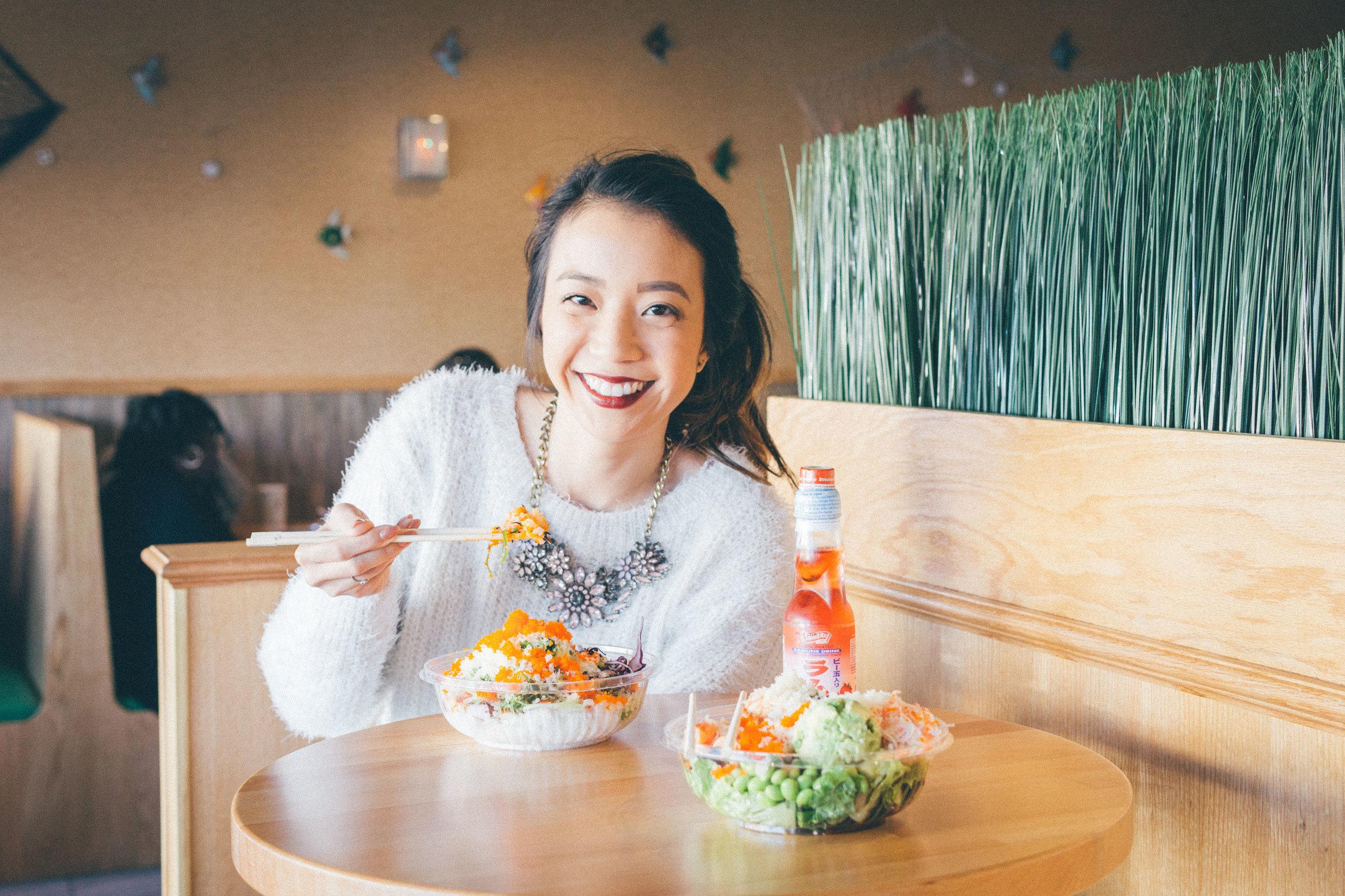 This Jenn Girl - Tampa Blogger - U Poke Spot 8