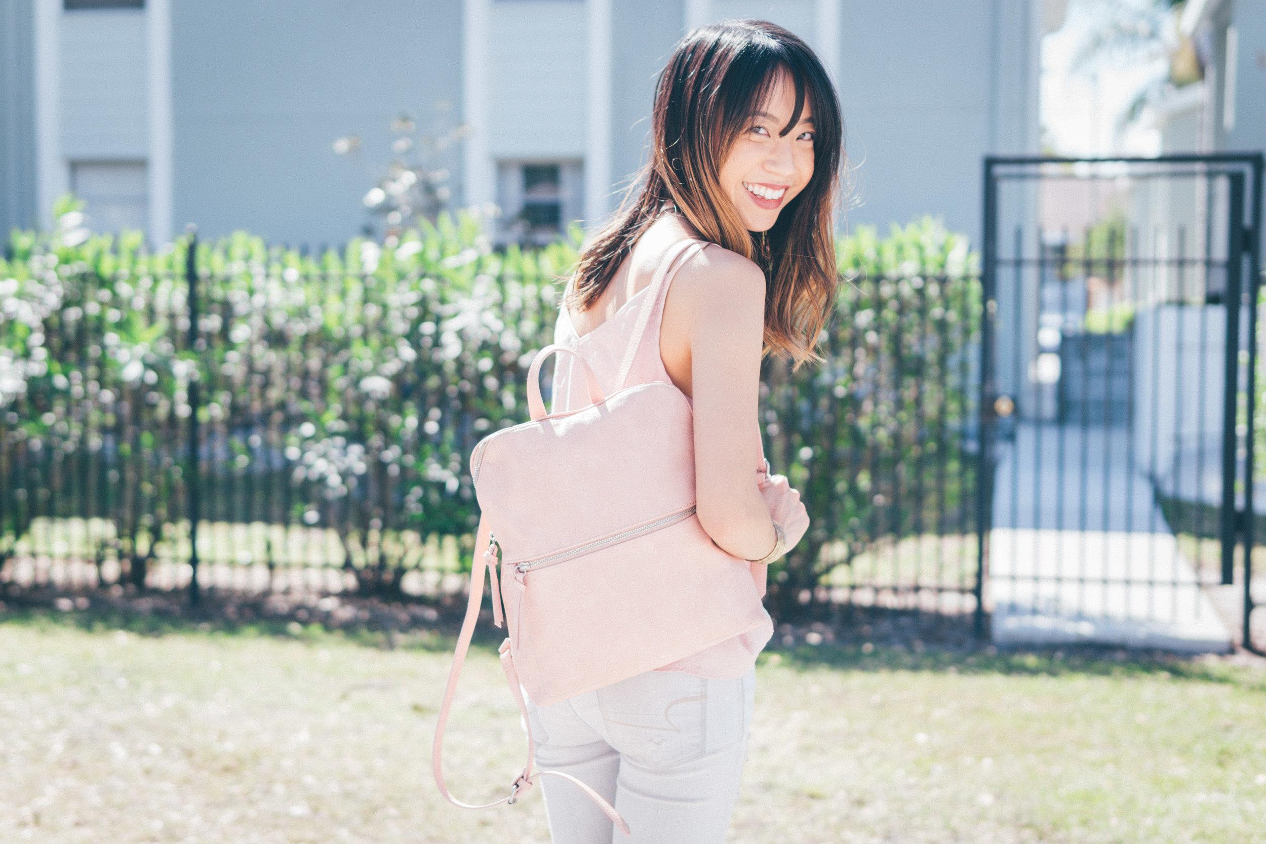 This Jenn Girl - Tampa Blogger - Target Backpack 2