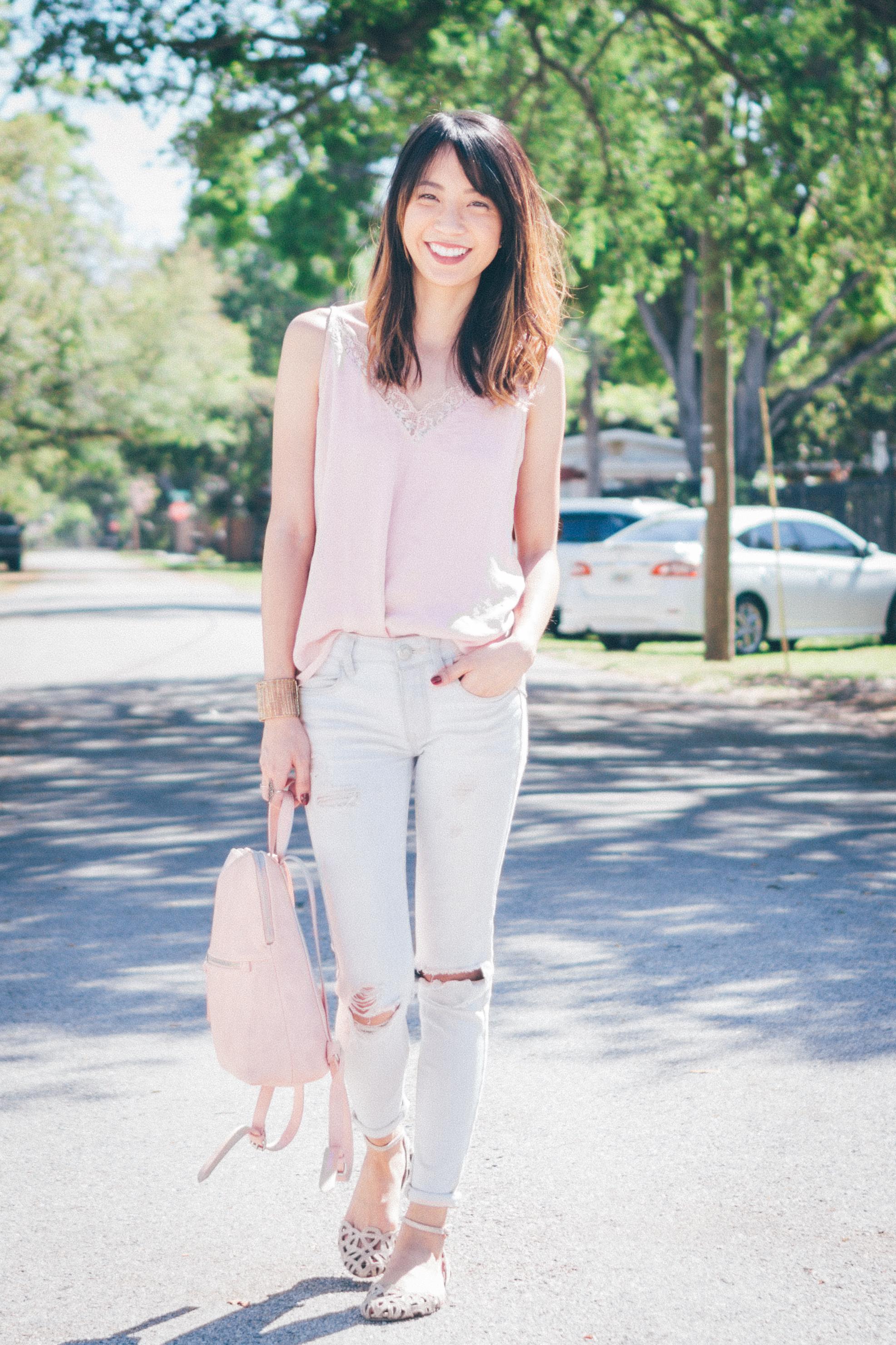 This Jenn Girl - Tampa Blogger - Target Backpack 3