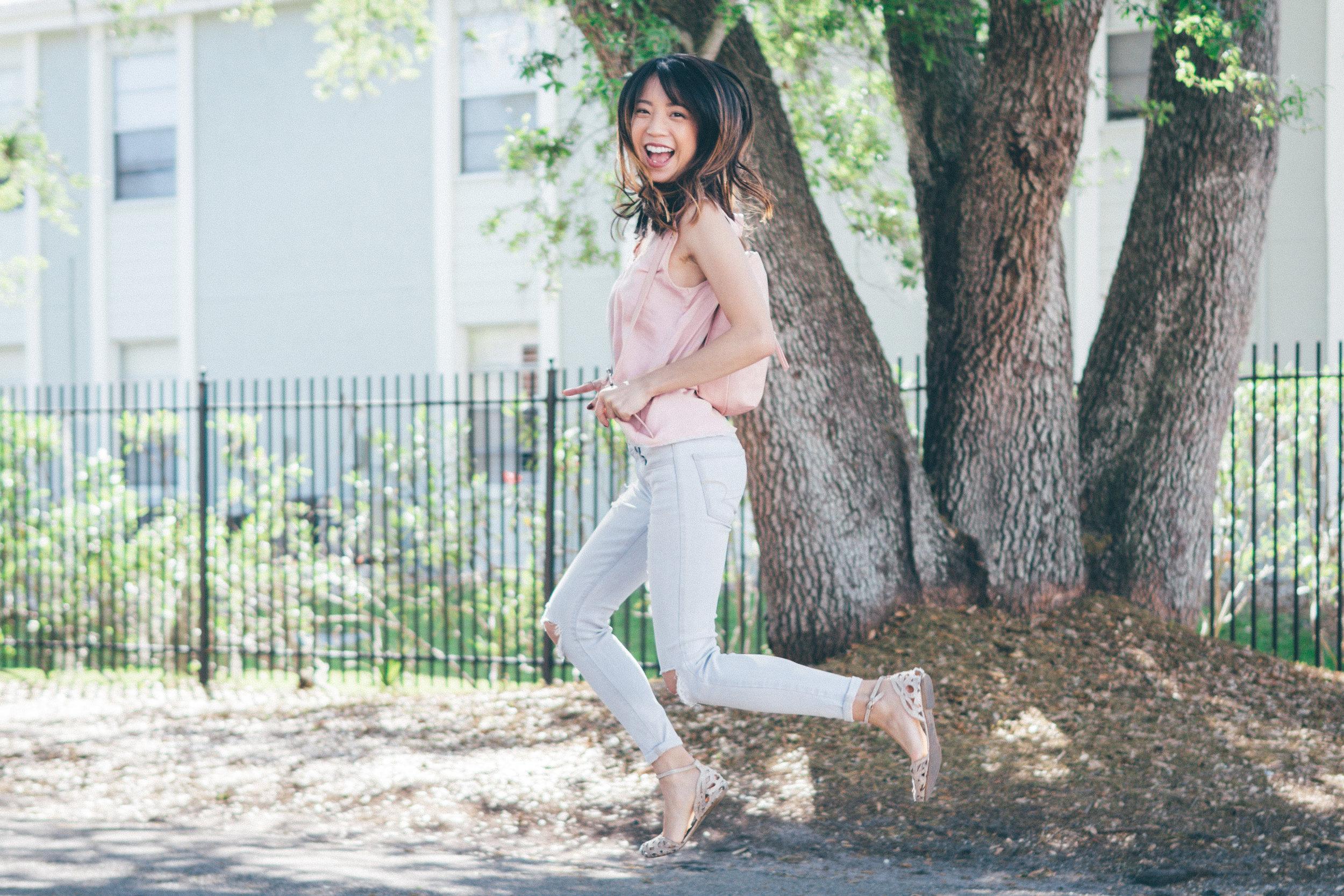 This Jenn Girl - Tampa Blogger - Target Backpack 4