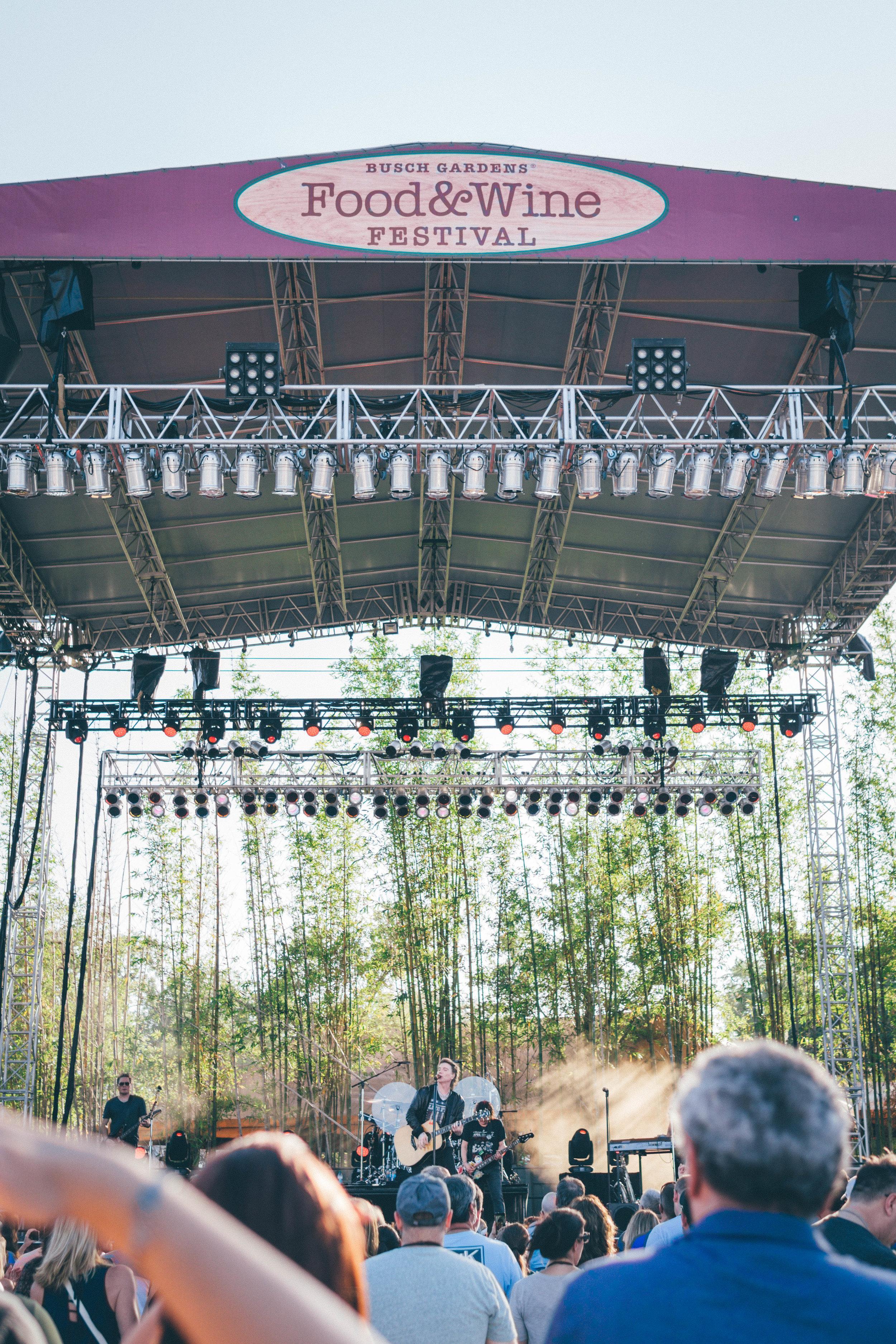 This Jenn Girl - Tampa Blogger - Busch Gardens Food & Wine Festival 6