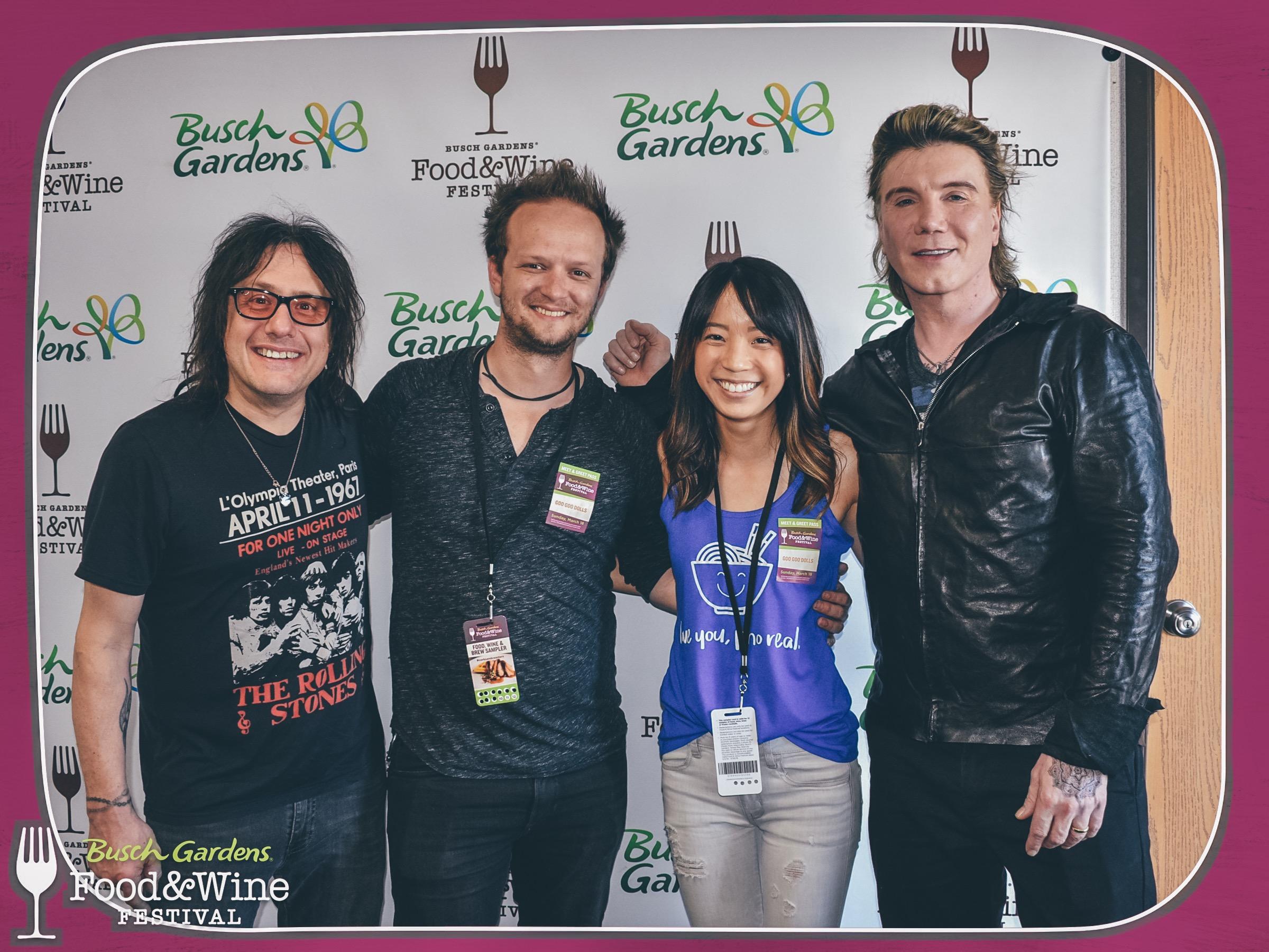 This Jenn Girl - Tampa Blogger - Busch Gardens Food & Wine Festival 7