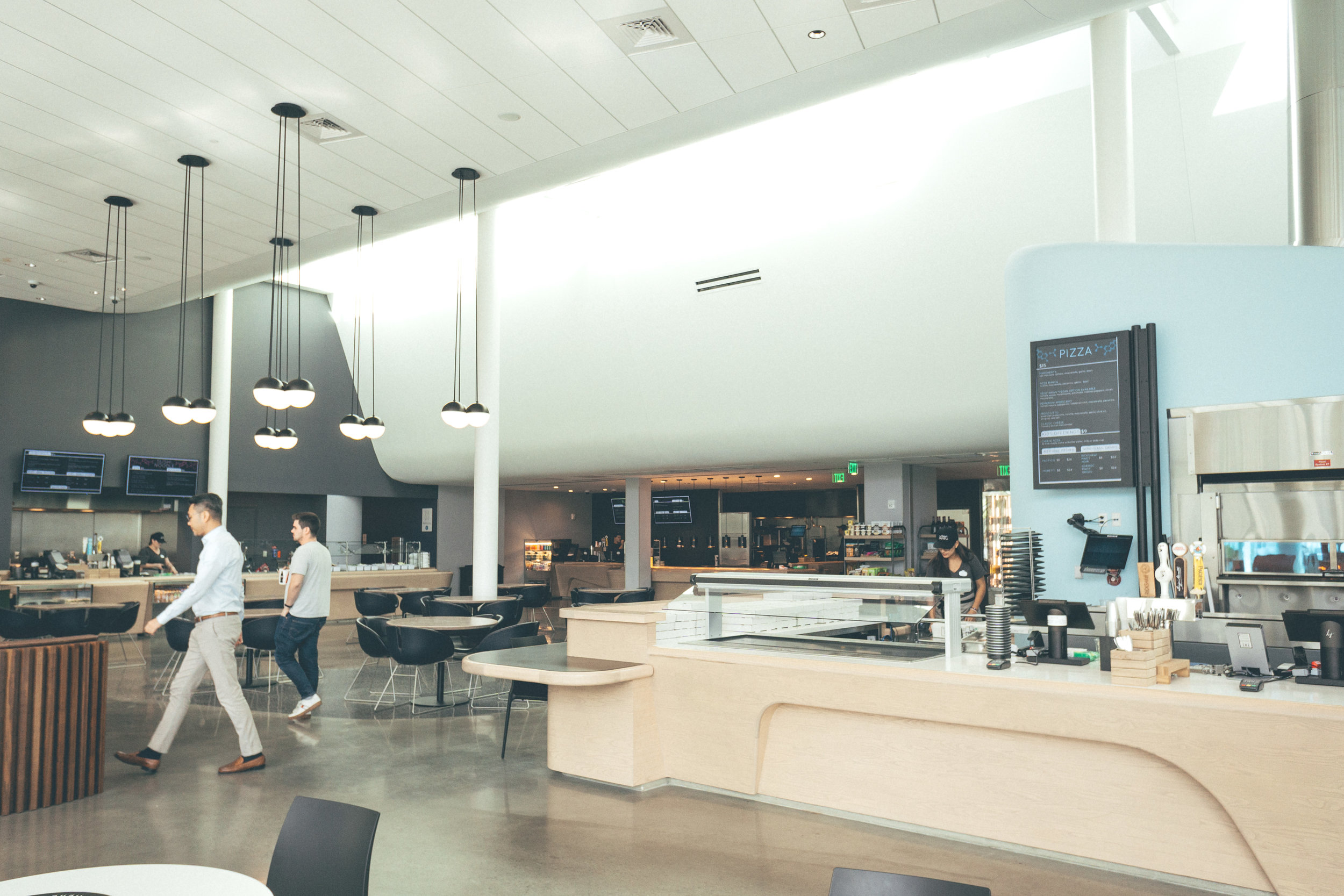 Urban Pantry, a food hall at Universal's Aventura Hotel