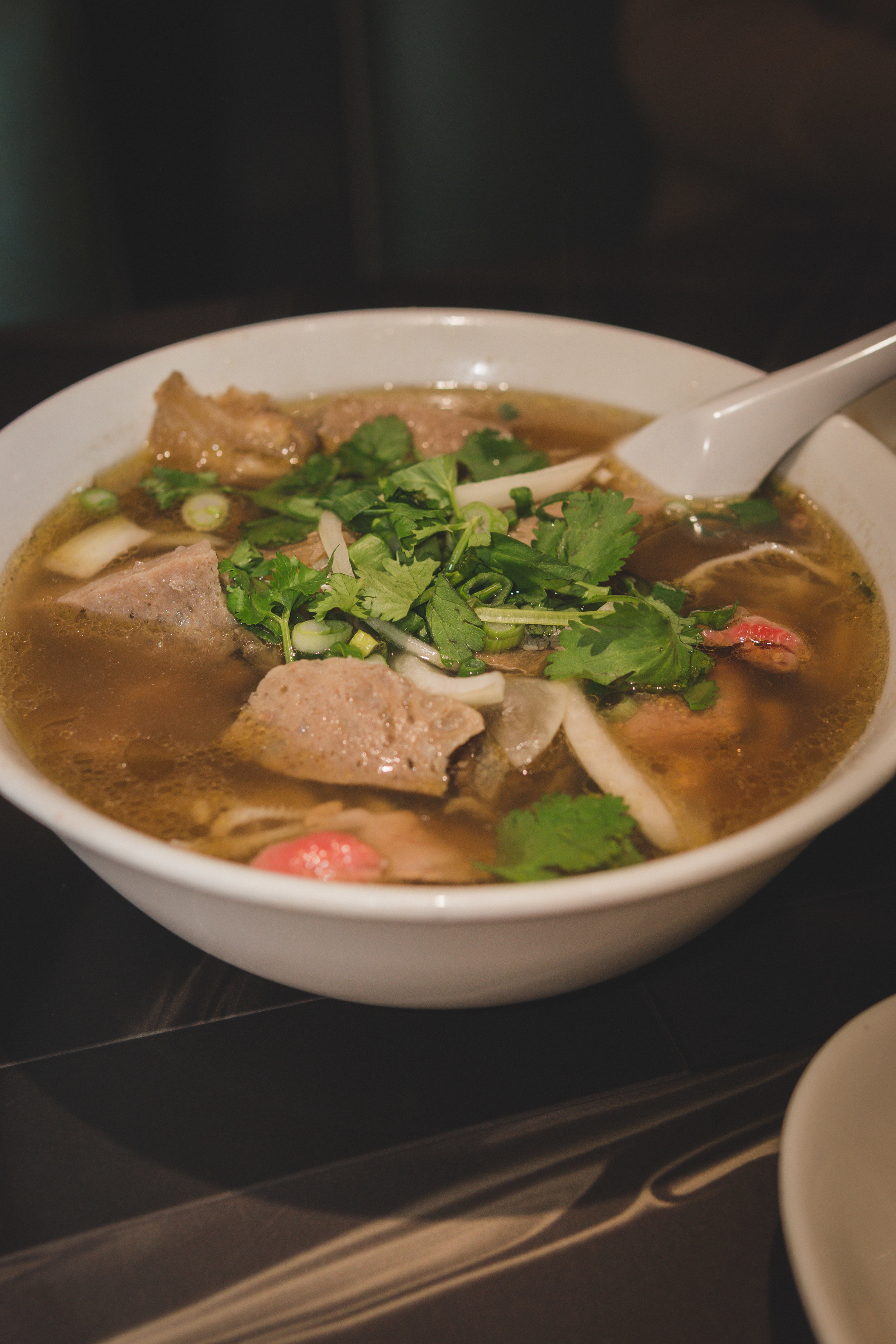 Deluxe Beef Phở Noodle Soup