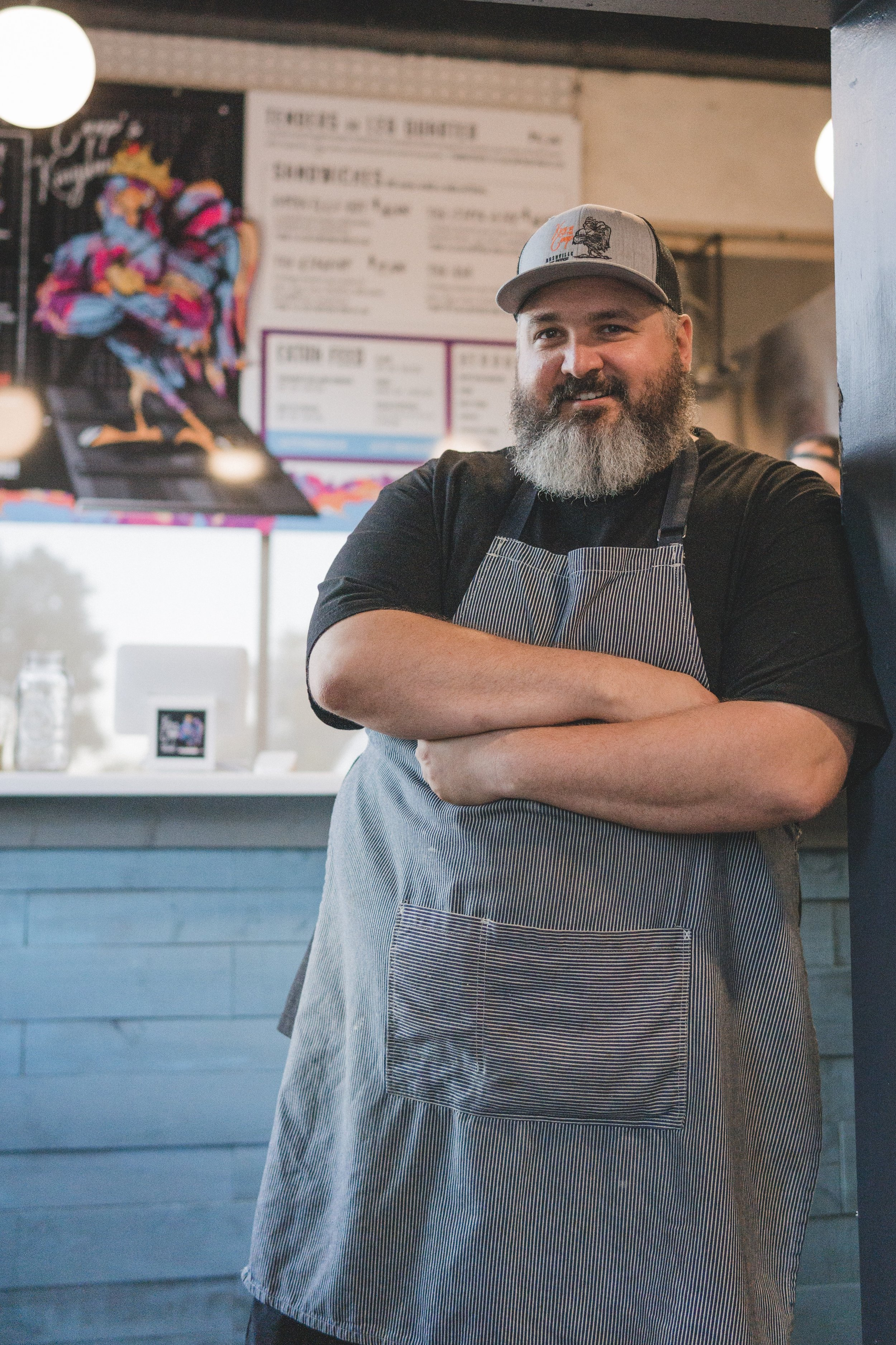 The King of the Coop: Chef Joe Dodd
