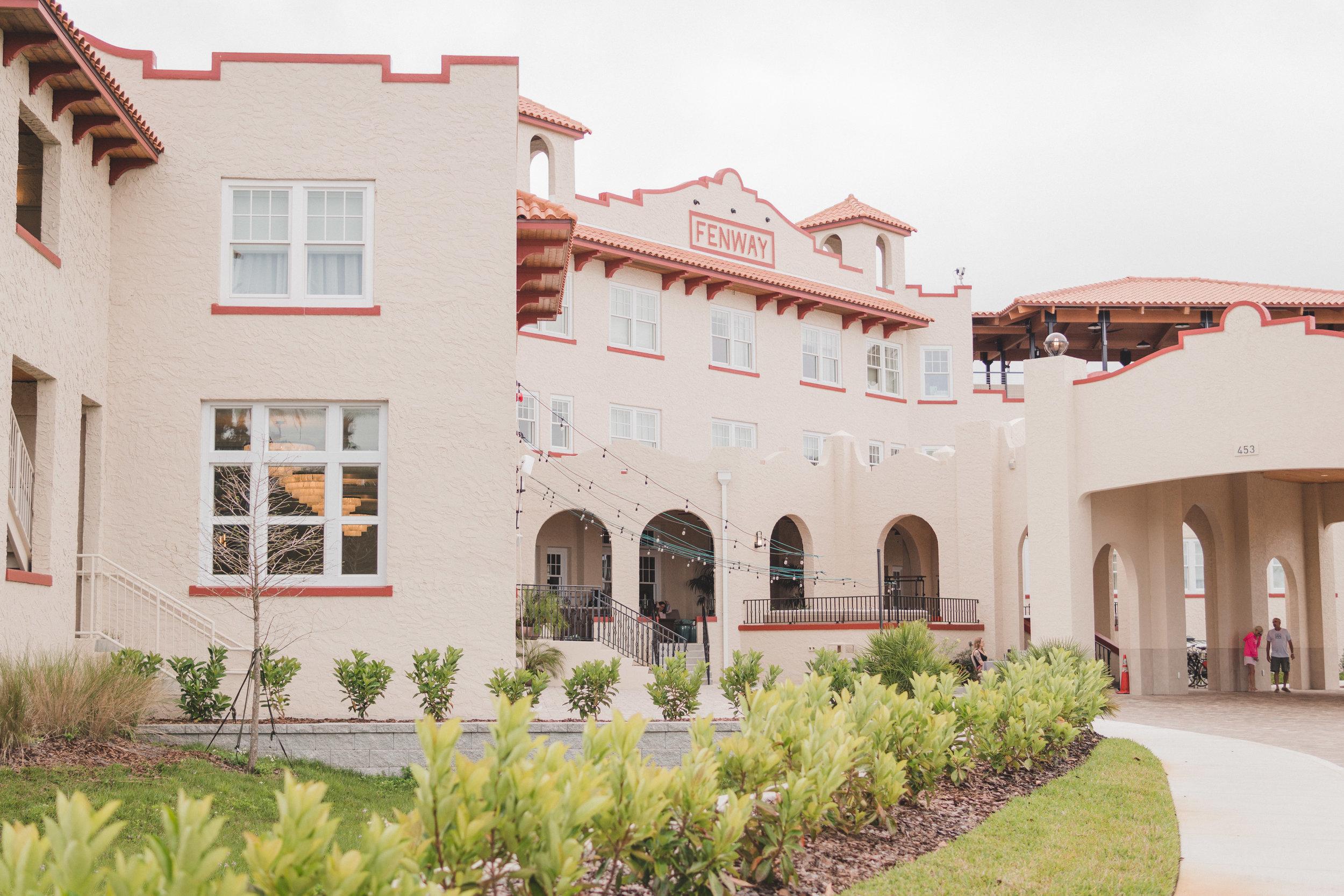 This Jenn Girl - Tampa Blogger - Fenway Hotel 1