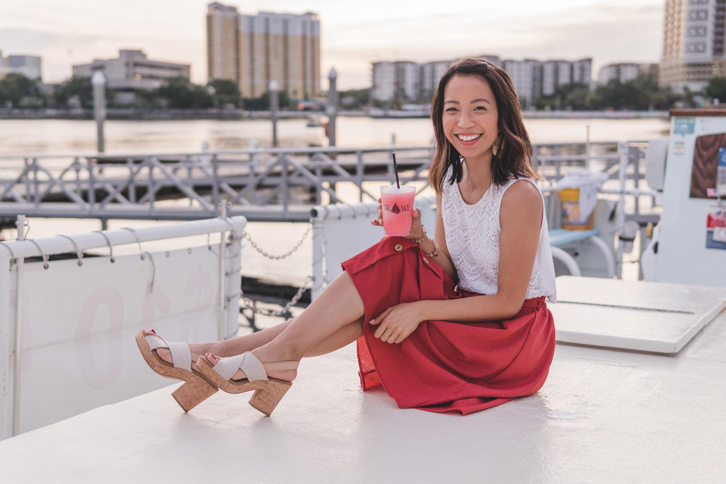 This Jenn Girl - Tampa Food Blogger - Big Ray's Fish Camp at The Sail Plaza 8
