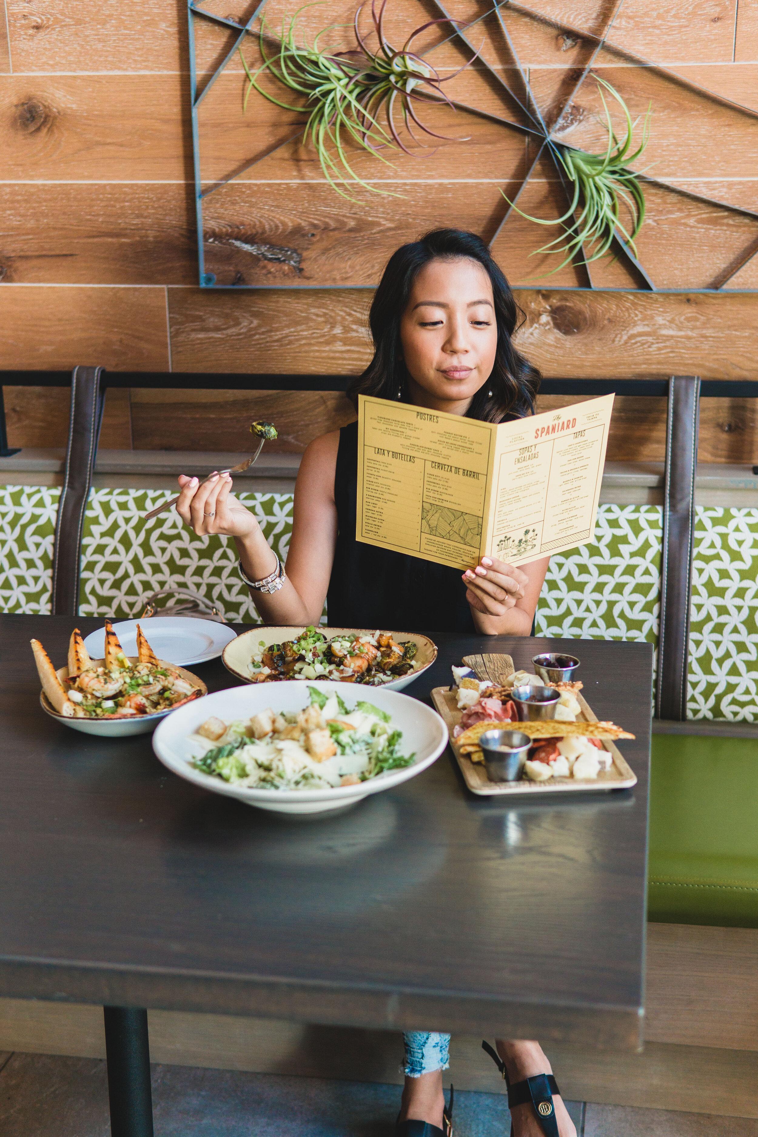 This Jenn Girl - Tampa Food Blogger - Hotel Alba - The Spaniard 1
