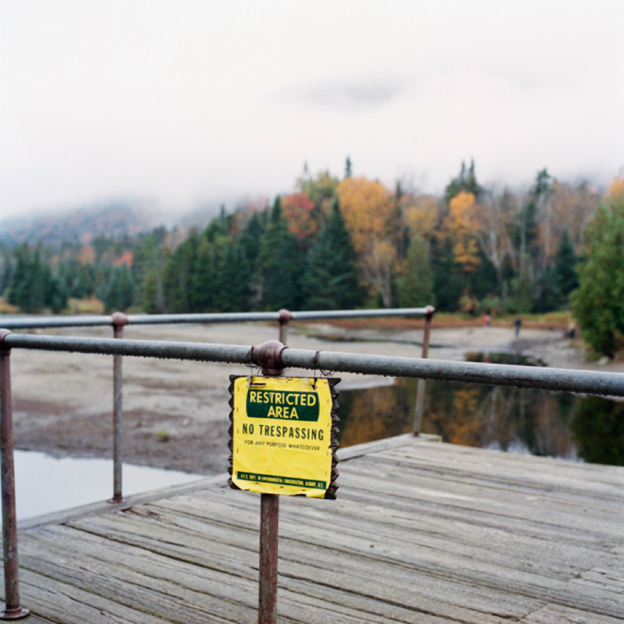 Restricted, Adirondack Park, NY