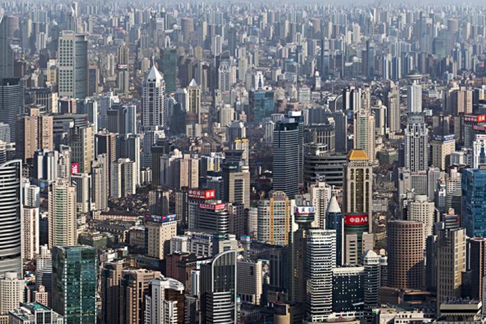 BRIC V – CBD, Shanghai, China (2009)
