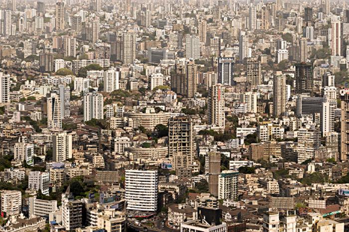 BRIC VI - Cumballa Hill, Mumbai, India (2010)