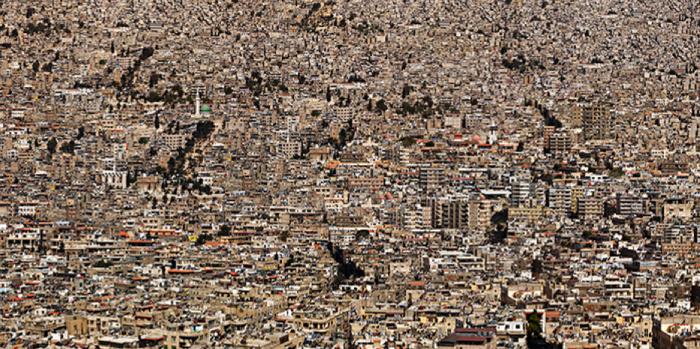 EXODUS I – Damascus, Syria (2009)