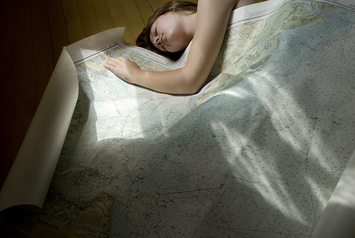 """The Course"" by Kat Kiernan (http://www.katkiernan.com)"