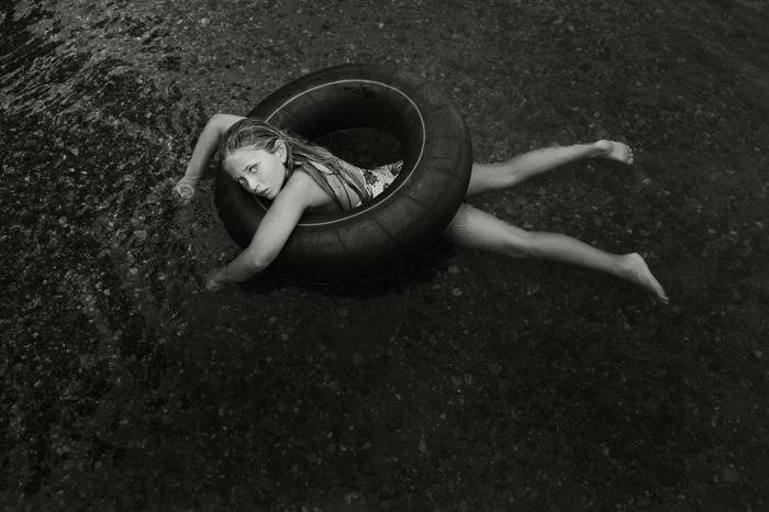 """Ellie #3, Clitherall"" by Deb Schwedhelm (http://www.debschwedhelm.com)"