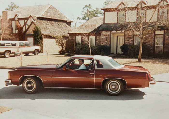 """In the Company Car in 1981, Spring, Texas"" by Sara Macel (http://www.saramacel.com)"