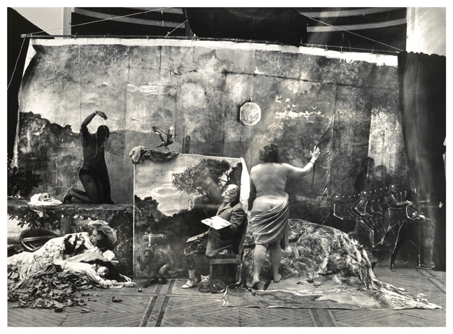 Studio of the Painter Courbet, 1990