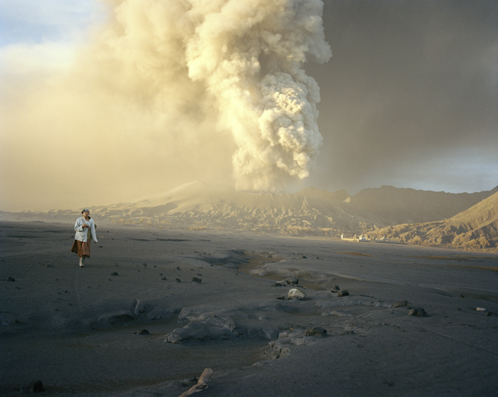 Mt. Bromo, Lelani at Dawn