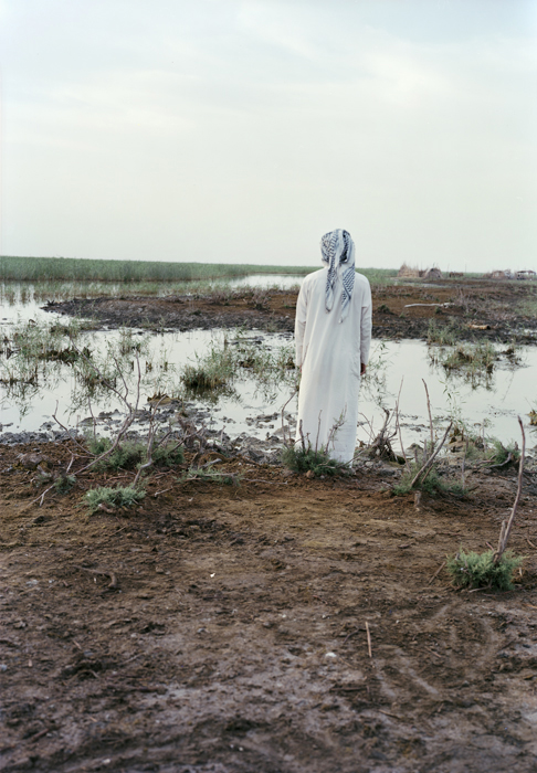 Ehmad in the Marshes, S. Iraq