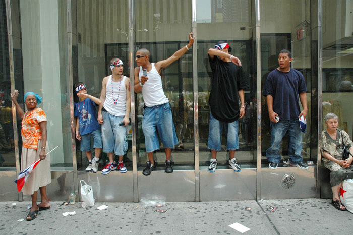 Dominican Day, Sixth Avenue, New York, 2005