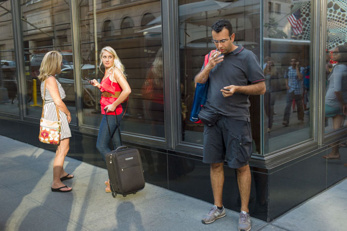 Fifth Avenue & 56th Street, New York 2012