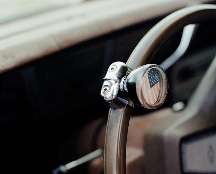 Steering wheel, 2011