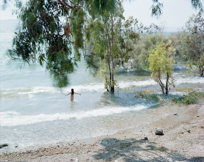 The Sea of Galilee, 2004