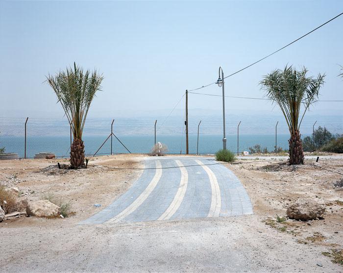 Kalia Beach, Dead Sea, 2006