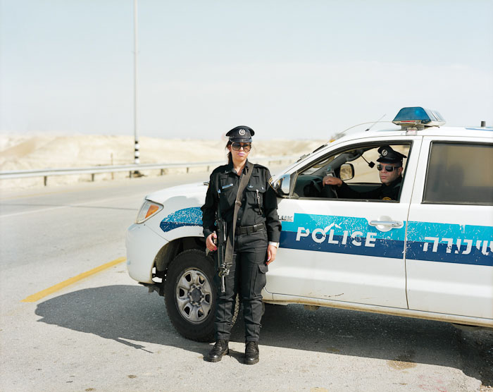 Police, HaBiqah, 2011