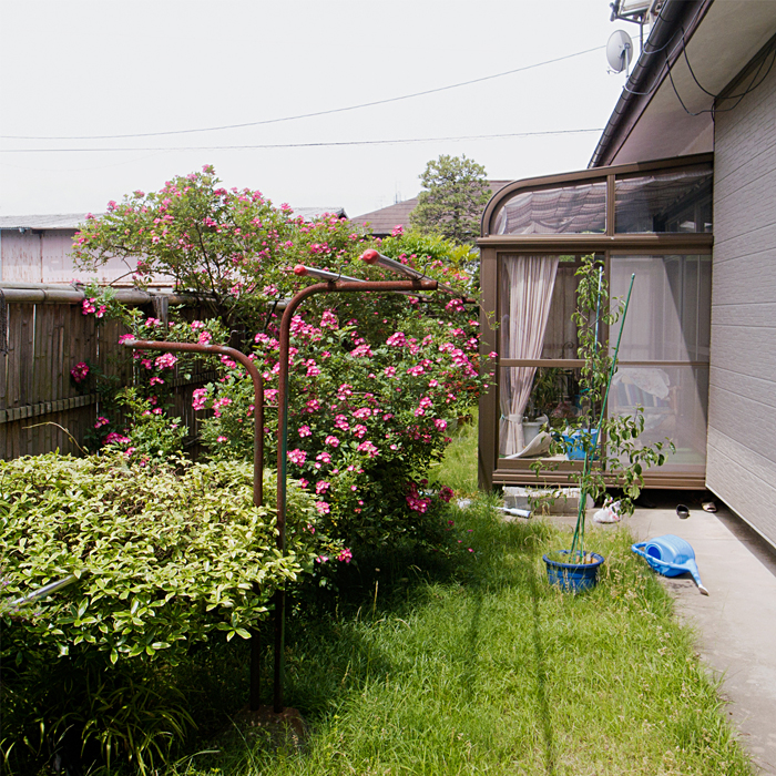 My parents' house - 8km from Fukushima Daiichi Nuclear
